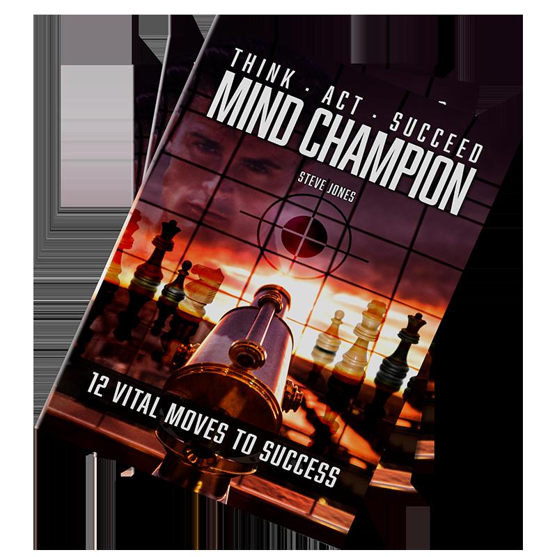 The Mind Champion by Steve Jones
