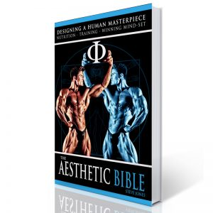 The Aesthetic Bible by Steve Jones