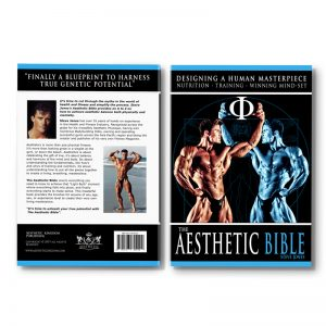 The Aesthetic Bible Hard Cover Book