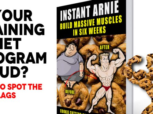 dud programs Is Your Training and Diet Program a Dud?