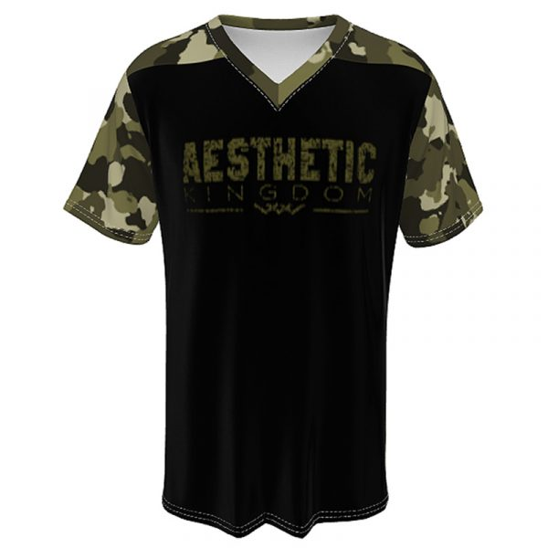 mens camouflage t shirt green