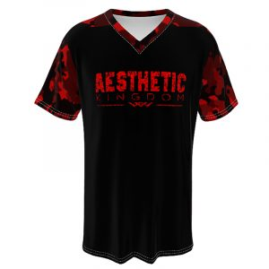 mens camouflage t shirt red camo