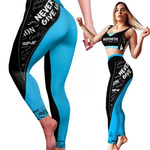 Aesthetic Gym Yoga Leggings
