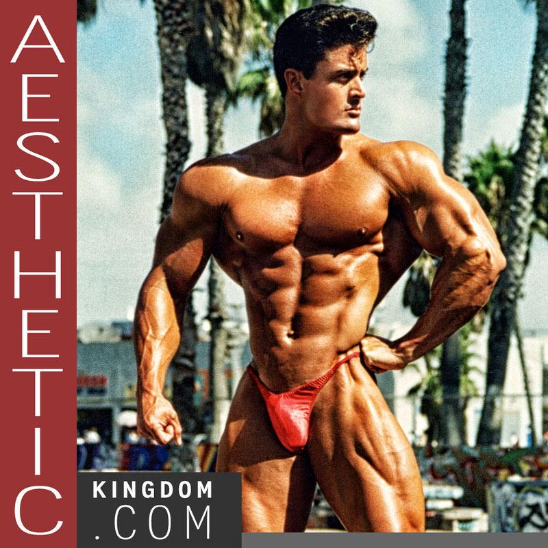Steve Jones Bodybuilder