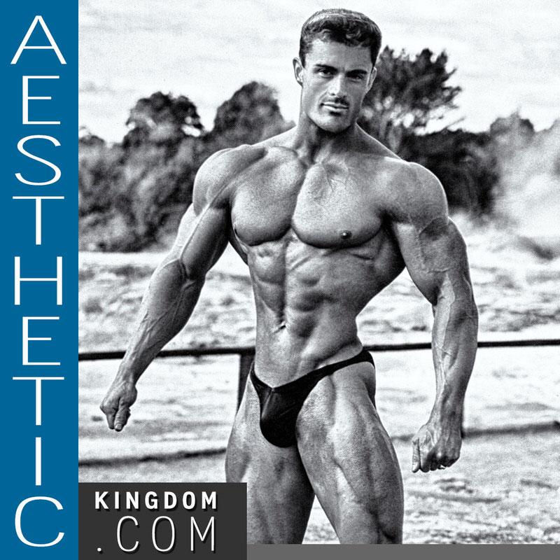 Steve Jones Aesthetic Workouts
